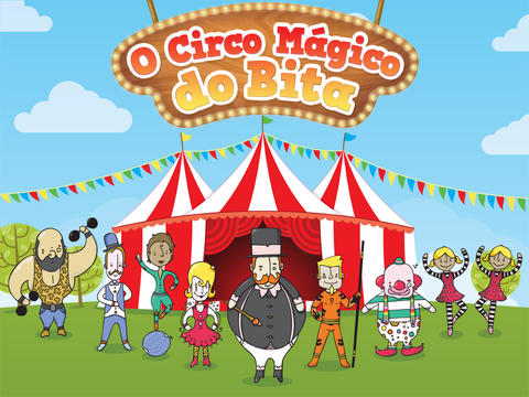 O Circo Mágico do Bita