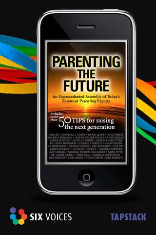 Parenting the Future from Wyatt-MacKenzie Publishing