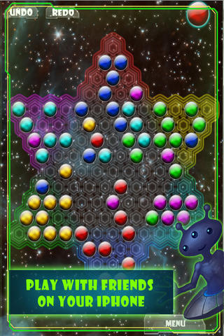 Space-Checkers screenshot 3