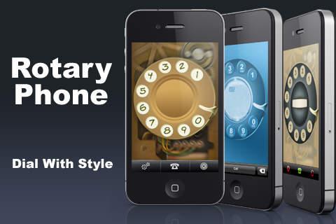 • Rotary Phone •