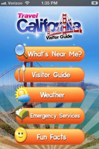 Travel California Visitor Guide