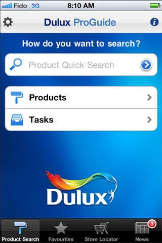 Dulux Paints Professional Paint Guide