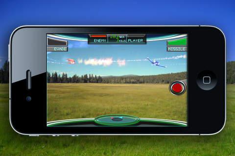 Pocket Jets AR Training