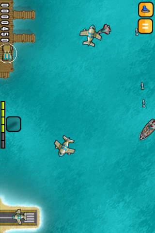 Missile O' Mine Defender iPhone Screenshot 4