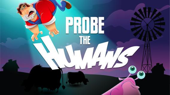 抓住地球人:Probe the Humans【有趣收集】