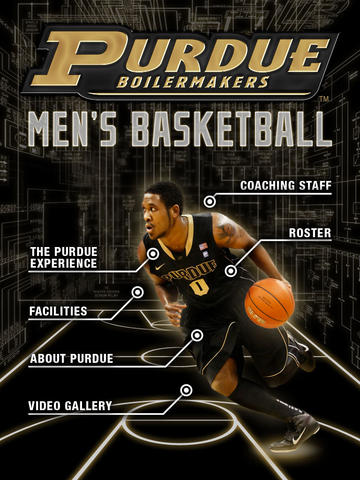 Purdue Basketball HD