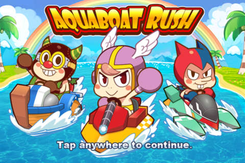 AquaBoat Rush
