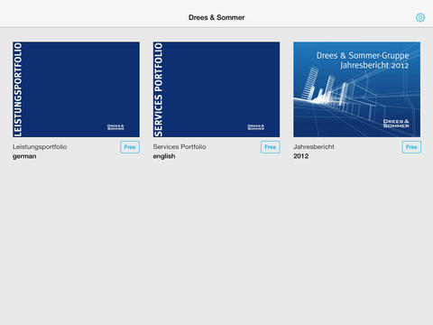 Drees & Sommer Publications