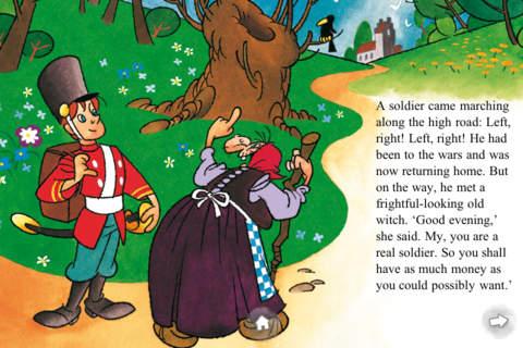 Hans Christian Andersen's Fairytales International