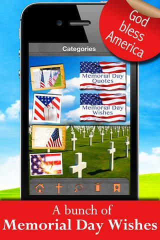 Memorial Day - Cards & Greetings