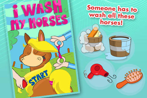 iWash my Horses