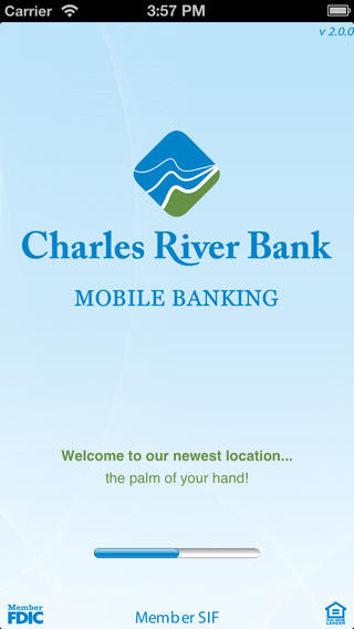 Charles River Bank Mobile Banking