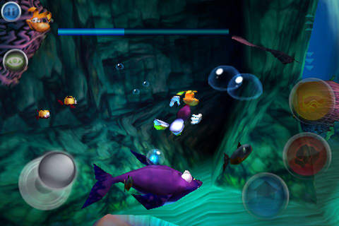 Rayman 2: The Great Escape [v1.0.2] [iOS 3.1.2] [ENG] [Игры для iPhone/iPad/iPod]