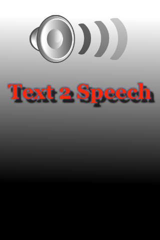 Text-2-Speech