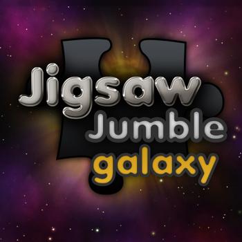 Jigsaw Jumble Galaxy for iPad LOGO-APP點子