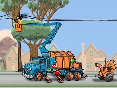 玩免費遊戲APP|下載Wood Chipper Truck app不用錢|硬是要APP