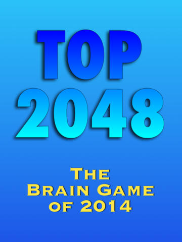 TOP 2048 - the ultimate Free brain game