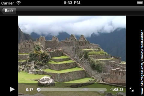 Discover Peru-Virtual Travel Guide App