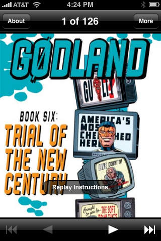 GODLAND Issue 6