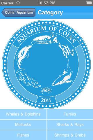 Aquarium of Coins Lite