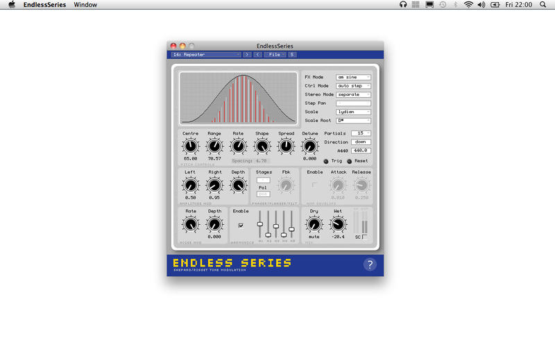 Endless Series for Mac
