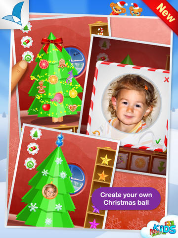 【免費遊戲App】123 Kids Fun Christmas Tree-APP點子
