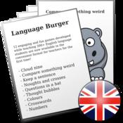Language Burger Games for Mac icon