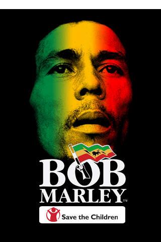 Bob Marley Save The Children