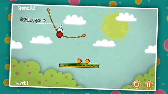 松果物理学:Nuts Physics【物理益智】