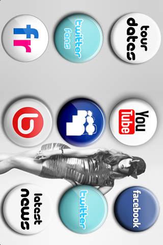 Cheryl Cole News App