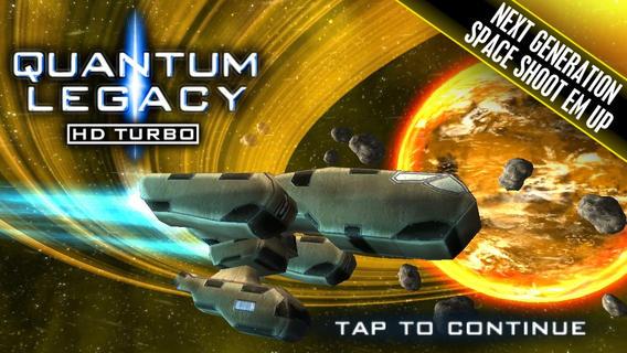 Quantum Legacy HD Turbo