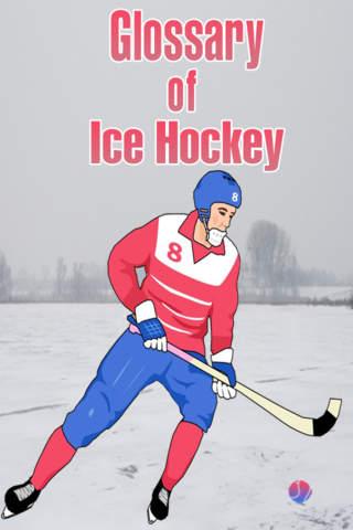 Glossary of Ice Hockey