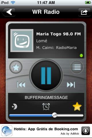 WR Togo Radios