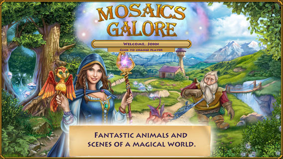 Mosaics Galore. Free