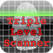 Triple Level Scanner