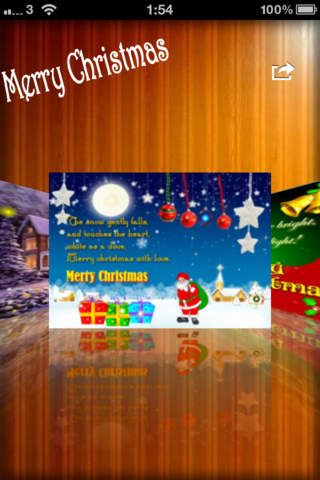 Christmas Video Animated Greeting Cards