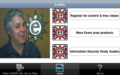 Video CISSP Info Sec & Risk screenshot 2