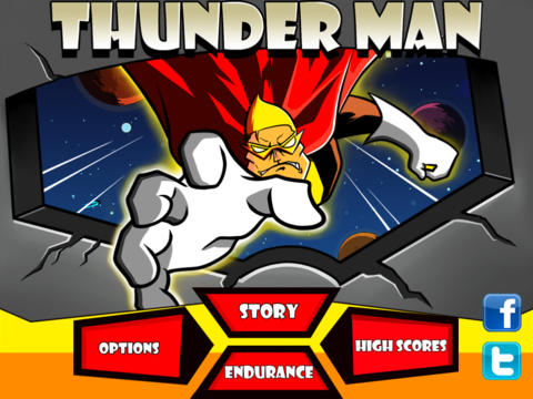 Thunder Man Lite HD