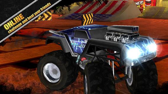 疯狂引擎 MEGASTUNT™ Mayhem Pro【3D动作赛车】