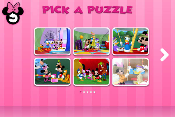 Disney Junior Minnie Mouseke-Puzzles - iPhone Mobile Analytics and App Store Data