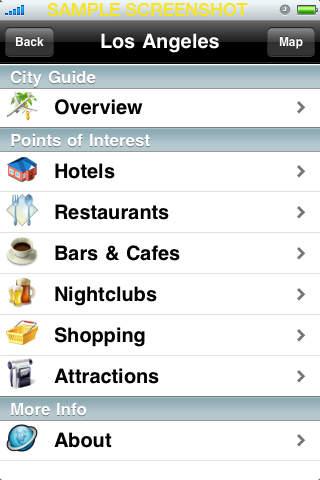 玩交通運輸App|St. Louis Offline City Map with Guides and POI免費|APP試玩