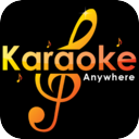 Karaoke Anywhere HD mobile app icon