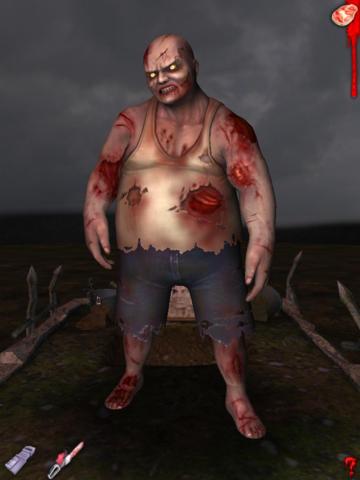 Shocking Zombie HD Free