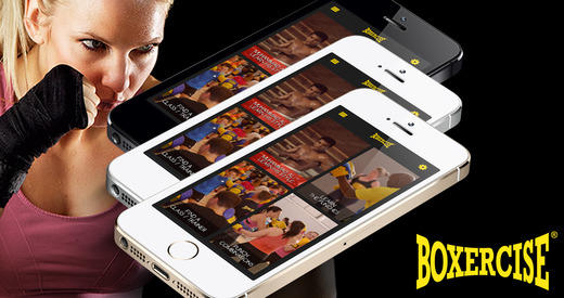 Boxercise® The Official App