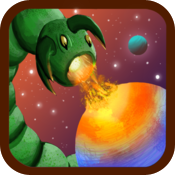 Sluggo: The Planet Eating Space Worm Review icon