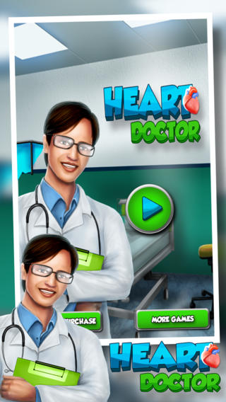 Heart Doctor - Best Virtual Surgery Game