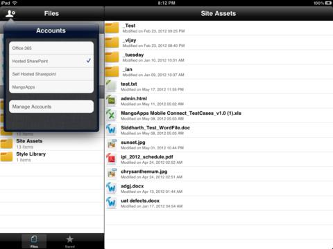 Ignite for iPad