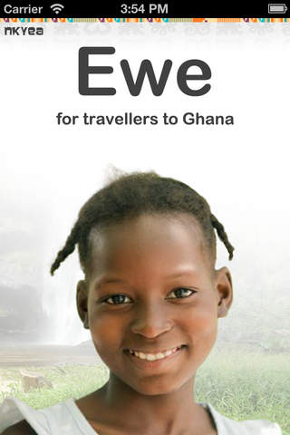 Ewe for travellers to Ghana