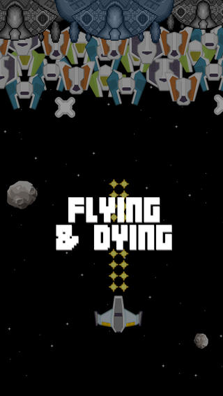 Flying and Dying