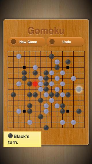 Gomoku Master Pro Free